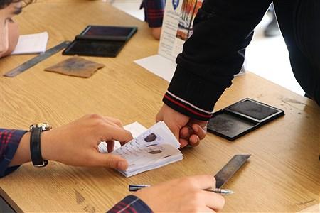 انتخابات شورای دانش آموزی استان قم | Mohammad Darghahi