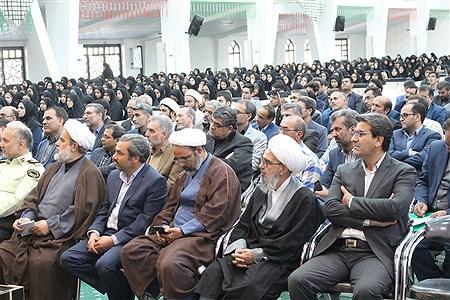 اجلاس نماز دانش آموزی در استان خراسان جنوبی   MohadesehHesami