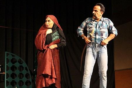 برگزاری جشنواره تئاتر عاشورائیان در همدان   Mohammadreza Ebrahimi