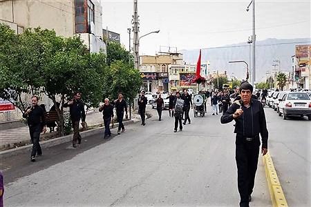 مراسم عزاداری دهه آخر ماه صفر در کازرون   Koorosh Khezri Motlagh