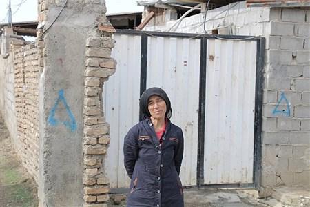 سیل آق قلا | Sara Ghazanfari