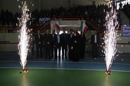 افتتاحیه ششمین المپیاد درون مدرسه ای |