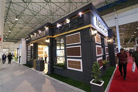 افتتاحییه نمایشگاه ببین المللی صنعت ساختمانی در کیش    Amir Hossein Yeganeh