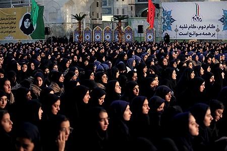 آیین افتتاحیه سراسری اردوهای راهیان نور کشور  | Bahman Sadeghi