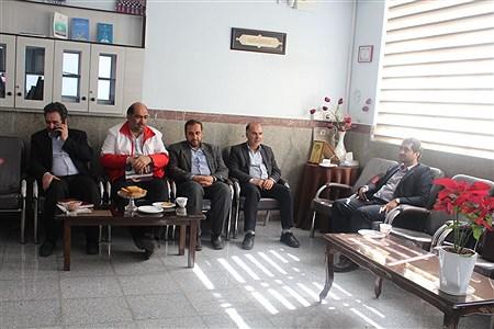 برگزاری دومین جلسه هماهنگی مانور سراسری زلزله | Hannaneh Farahani