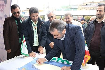 راهپیمایی یوم الله  13 آبان در مشهد   Javad Ebrahimi