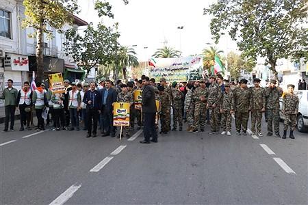 راهپیمایی روز 13 آبان   Amirhosein Salahshur