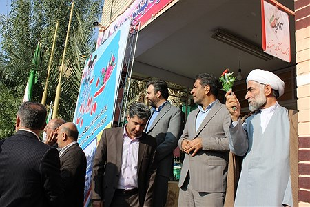 نواخته شدن زنگ استکبار ستیزی در شهرستان اسلامشهر | Sara Rezvani