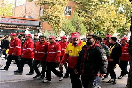 راهپیمایی یوم الله 13 آبان در خراسان شمالی  | Mahan Asadi