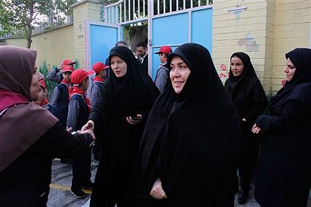 نواختن زنگ استکبار ستیزی در چهاردانگه | Farzad Mohammadi