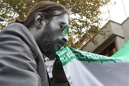 راهپیمایی ۱۳ آبان | Zahra Alihashemi