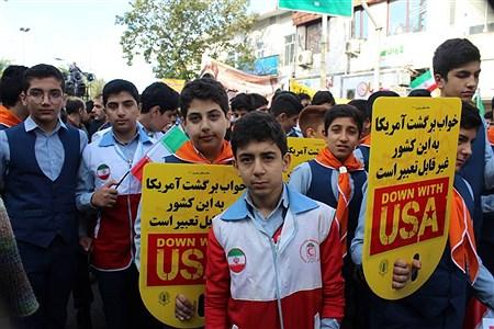 راهپیمایی 13 ابان | Ali Ramezani