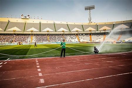 دیدار تیمهای استقلال و صنعت نفت آبادان | Ali Sharifzade