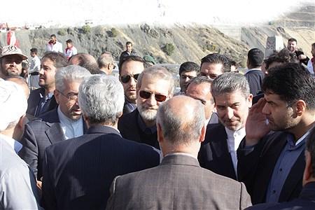 آغاز بهره برداری از نیروگاه برق آبی سردشت | Reza Maroufi