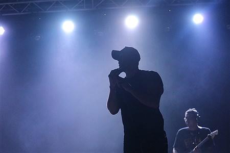 کنسرت مسیح ارش در جزیره کیش  | Amir Hossein Yeganeh