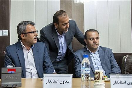 احمدی زاده معاون سیاسی و امنیتی استاندار فارس | Sayed Mohammad Haghayeghi