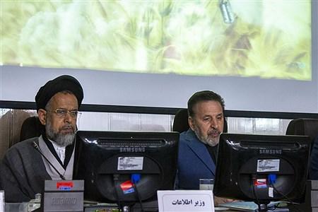 واعظی رئیس دفتر ریاست جمهور و علوی وزیر اطلاعات | Sayed Mohammad Haghayeghi