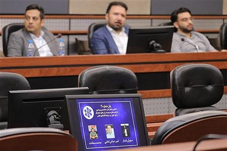 همایش اقتصاد مبتنی بر بلاکچین – کیش 2019   Amir Hossein Yeganeh