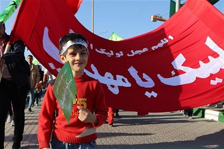 اجتماع مردمی بیعت با امام عصر (عجل الله تعالی فرجه الشریف) | Ali Ahmad Niya