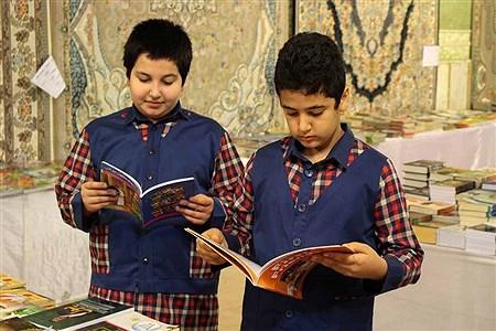 افتتاح نمایشگاه کتاب به مناسبت هفته کتاب و کتابخوانی در سازمان دانش آموزی خوزستان | Mohamad Shahrokh Nasab