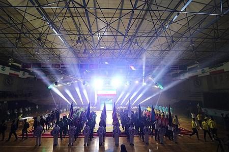 مراسم افتتاحیه نخستین دوره از مسابقات بین المللی کبدی جوانان جهان در جزیره کیش  | Amir Hossein Yeganeh