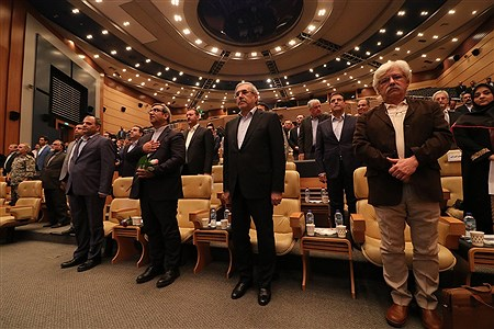 نخستین جشنواره نام آوران ماندگار جزیره کیش | Amir Hossein Yeganeh