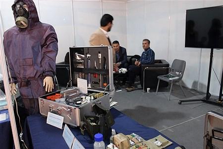 ششمین دوره نمایشگاه صنایع پدافند غیرعامل | Fatemeh Gadamzadeh