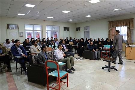 دوره آموزشی مهارتی طرح توانمندسازی مدرسین اردوهای دانشآموزی سراسر کشور   Majid Fallahi