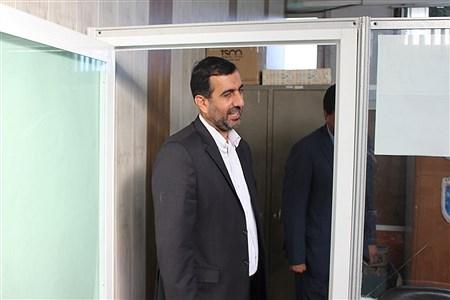 بازدید مدیر کل از سازمان دانش آموزی | Abolghasem Abdollahi