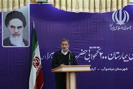 روز دوم سفر معاون اول رئیس جمهور به آذربایجان غربی   Amir Hosein Mollazade
