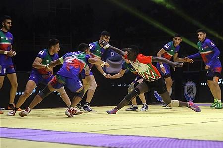 فینال مسابقات کبدی قهرمانی جوانان جهان  | Amie Hossein Yeganeh