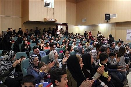جُنگ شادی کودکان و نوجوانان شهرستان اسلامشهر | Fatemeh Gadamzadeh