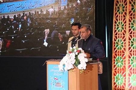 دومین همایش ملی هویت کودکان ایران اسلامی به همراه ویژه برنامه های جانبی آن با حضور حاجی میرزایی وزیر و معاونین وزارت آموزش و پرورش برگزار شد. | pana qazvin