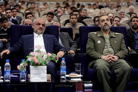 همایش ملی پنجههای کارآمد سربازان ماهر | Bahman Sadeghi