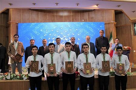 آیین اختتامیه سومین دوره مسابقات همخوانی قرآن کریم و مدیحه سرایی دانش آموزان پسر سراسر کشور در مشهد مقدس | Mahdi Asadi