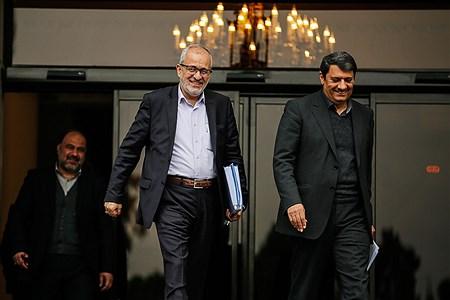 حاشیه جلسه هیات دولت | Ali Sharifzade