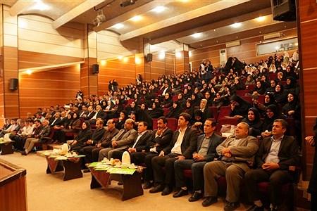همایش  تجلیل انجمن های برتر | Zahra Bahrami