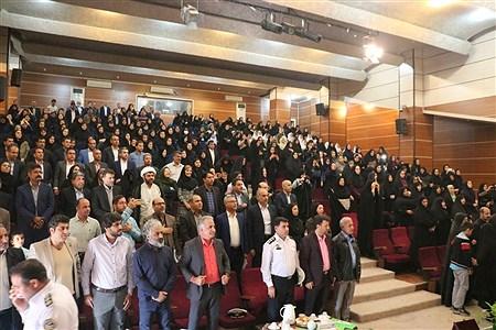 همایش  تجلیل انجمن های برتر | Roqaeh Mohammadi