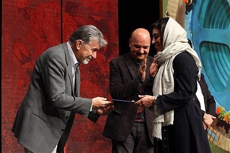 اختتامیه چهل و نهمین جشنواره بین المللی فیلم رشد | Hossein Paryas