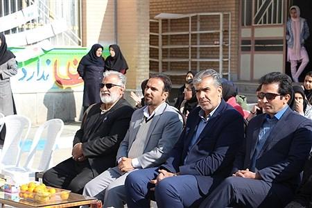 افتتاحیه ششمین دوره المپیاد ورزشی درون مدرسه ای  دردبیرستان فخرالزمان قریب   Soheila Sefidrooz