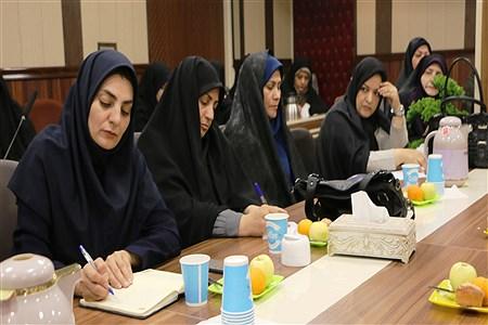 نشست مدیران دبیرستانهای دوره اول آموزش و پرورش ناحیه یک ری  | Amjad Amiri