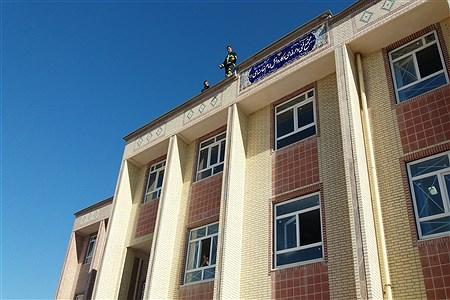 مدرسه ی ایمن، جامعه ی تاب آور | Koorosh Khezri Motlagh