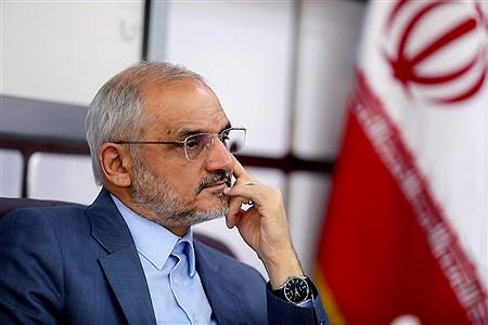 آیین افتتاح مرکز آموزشی و رفاهی منطقه ۵ شهر تهران | Bahman Sadeghi
