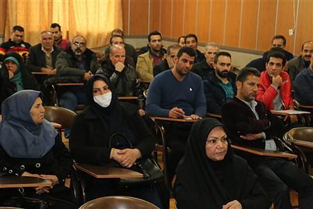 گارگاه آموزشی  سرایداران و نیروهای خدماتی اداره آموزش و پرورش ناحیه یک شهر ری  | Amjad Amiri