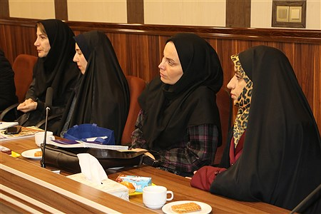نشست تحلیل و بررسی  کتابهای درسی رشته های فنی و حرفه ای در آموزش و پرورش ناحیه یک شهرری | Amjad Amiri