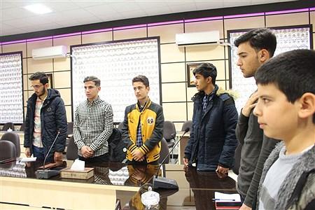 برگزاری انتخابات مجمع نمایندگان شورای دانش آموزی ناحیه 2 همدان   Sahar Chahardoli