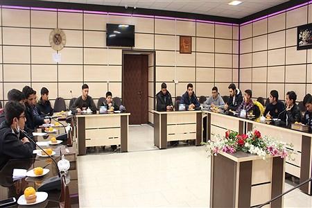 برگزاری انتخابات مجمع نمایندگان شورای دانش آموزی ناحیه 2 همدان |