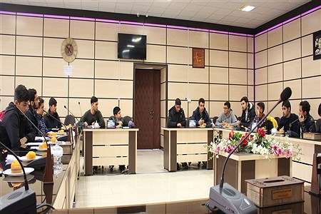 برگزاری انتخابات مجمع نمایندگان شورای دانش آموزی ناحیه 2 همدان  