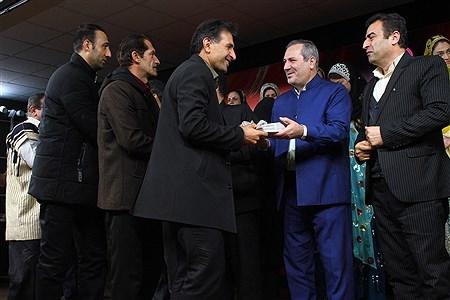 هشتمین جشنواره همسرایان امور تربیتی، کرال فرهنگیان   Hossein Paryas