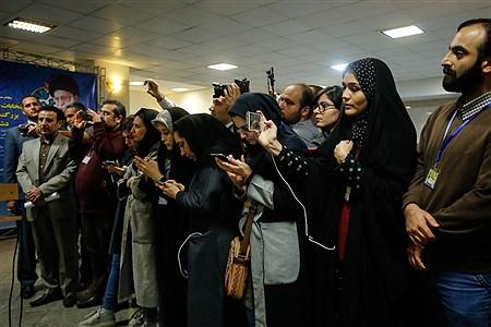 بازدید وزیرکشور از روند ثبت نام انتخابات یازدهمین دوره مجلس شورای اسلامی   Ali Sharifzade
